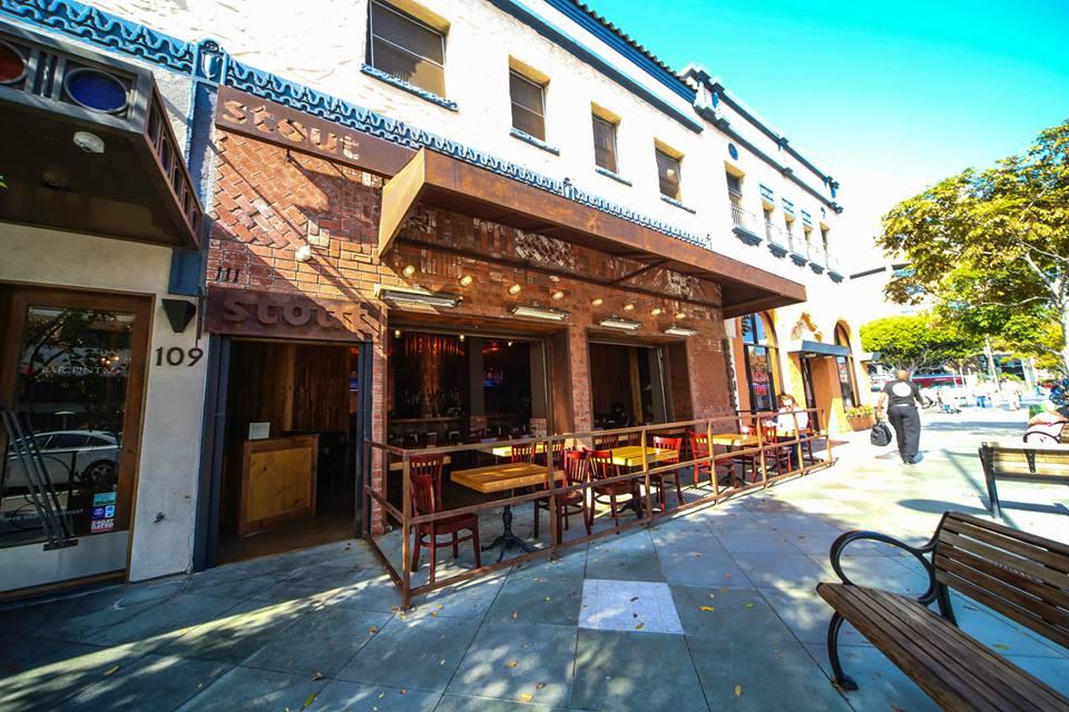 hook up bars santa monica
